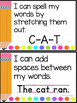 Writing Posters for Beginning Writers