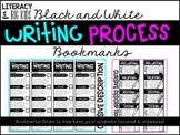 Writing Process Bookmarks (Checklists & Reference)