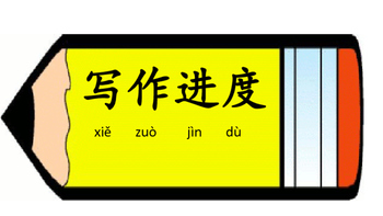 Writing Process Chart/Poster (Chinese Immersion)