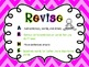 Writing Process Posters- Bright Chevron