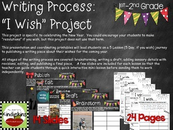 Writing Process Project