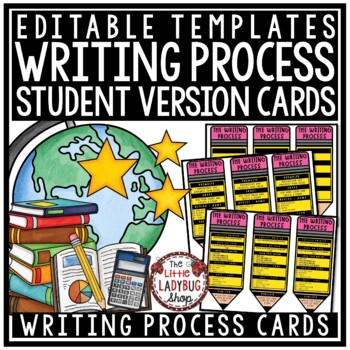 Writing Process Student Reference Cards • Writer's Worksho