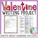 Writing Project: Write About Someone You Love: 11 Detailed
