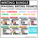 Writing Prompt Cards Growing Bundle