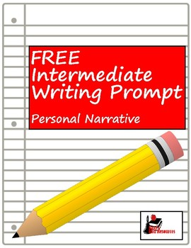 Free Writing Prompt: Narrative Writing