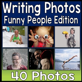 Writing Prompt Photos - 40 Funny People Writing Photo Prompts