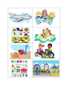 Writing Prompt Picture Cards