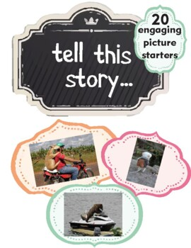 Writing Prompt Pictures: Tell this story...