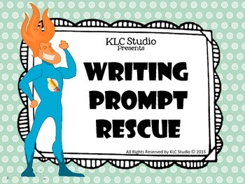 Writing Prompt Rescue