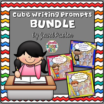 Writing Activities BUNDLE (Adventure, Fantasy and Sci-Fi W