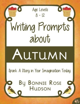 Writing Prompts About Autumn