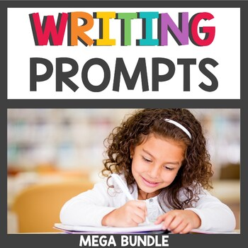 Writing Prompts Bundle for the year