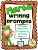 Writing Prompts Bundle for January-June