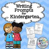 Writing Prompts For Kindergarten