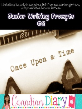 Writing Prompts (No Prep) Package 2 - Descriptive, Persuas