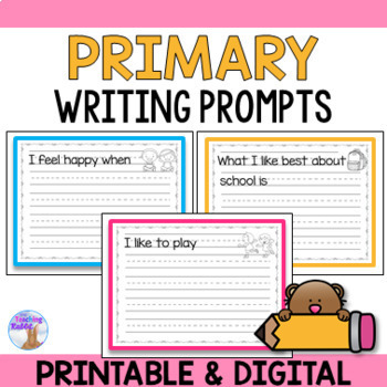 Writing Prompts (Primary)