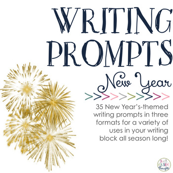 Writing Prompts: Ring In The New Year