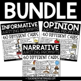 Writing Prompts THE BUNDLE