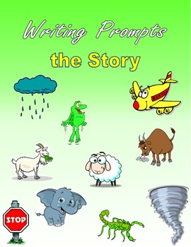 Writing Prompts - The Story (Narrative)