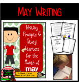 Writing Prompts and Story Starters for the Month of May