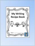 Writing Recipe Book