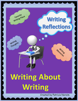 Writing Reflections: Writing Journal for Middle School and