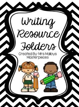 Writing Resource Folders