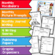 Paragraph Writing Resources / Monthly { BUNDLE}