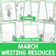 Writing Resources / Monthly {March}