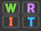 Writing Rotation Board