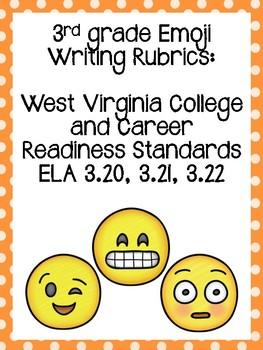 Writing Rubrics: 3rd Grade ELA