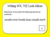 Writing SOL TEI Look-Alikes