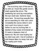 Writing, Samples of Student Elaborated Writing