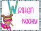 Writing-Sentence SWAG- SUPERHERO theme