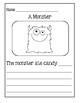 Writing Sentences ~ Adding When And Where ~ Halloween Theme