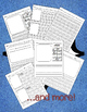 Writing Sheets - Great for Editing, Rubrics, Journals, Spe