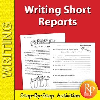 Writing Short Reports