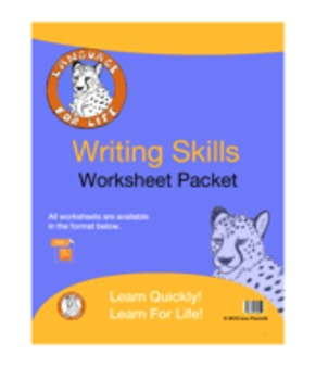 Writing Skills Packet