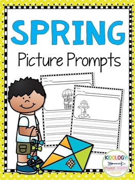 Writing- Spring Picture Prompts