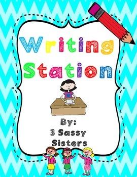 Writing Station