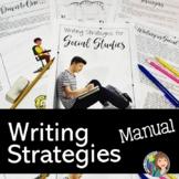 Social Studies Writing Strategies