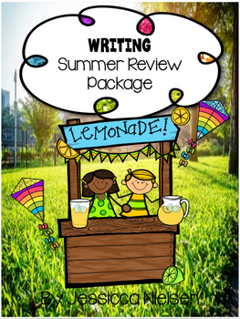 Writing: Summer Review Package