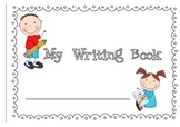 Writing Template for Beginning writers