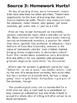 Writing Test Prep - FSA, AIR, STAR, & PARCC Paired Passage