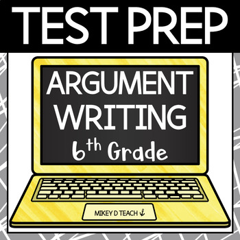 Writing Test Prep Packet - Grade 6