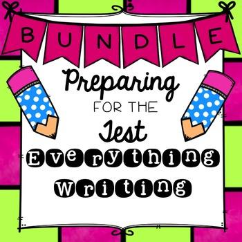 Writing Test Preparation