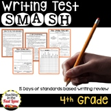 Writing Test Smash a Test Prep Resource