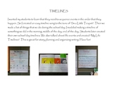 Writing Timelines in Primary Grades