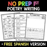Poetry Writing Unit Activities