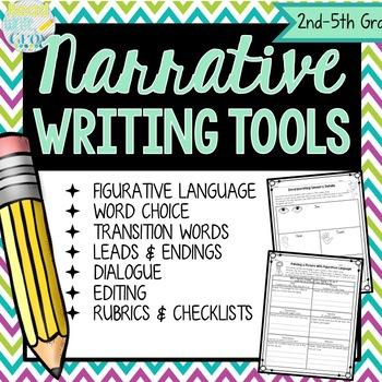 Narrative Writing Tools